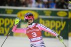 Levi 2012: Höfl-Riesch und Myhrer siegen beim Slalom-Auftakt - ©Alain Grosclaude/AGENZE ZOOM