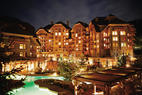 Top Lodging: Four Seasons Whistler, Whistler - ©Four Seasons Resort Whistler