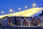 Backarna öppnar i Stockholm - ©SkiStar Hammarbybacken