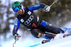 Travis Ganong Tackles Beaver Creek's Downhill