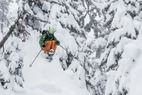 Zack Giffin tearing it up at Mt. Baker - ©Liam Doran