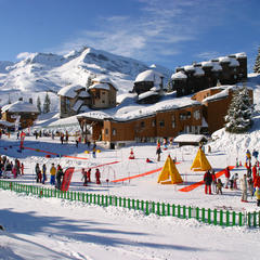 Top 10 family ski resorts in France