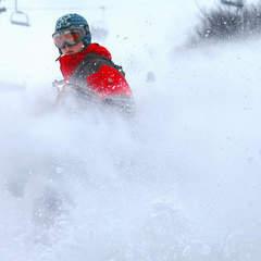 Ski Beech snowboarding NC