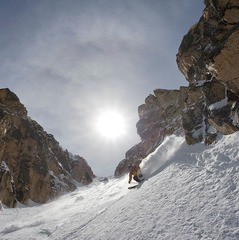 Backcountry Guide: Sawtooths