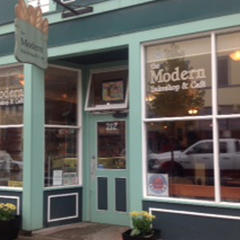 The Modern Café - ©The Modern Café