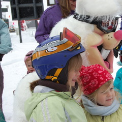 Easter Bunny Courtesy Winter Park Resort