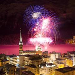 St. Moritz town - ©swiss-image.ch/Christof Sonderegger