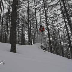 Mike Douglas  - ©Salomon Freeski TV
