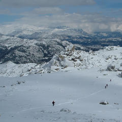 Corsica: A bit of adventure with your skiing