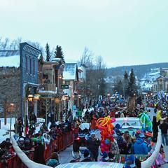 Ullr Fest in Breckenridge. - ©Photo courtesy Jessie Unruh.
