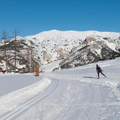 Sites de ski nordiques des Hautes-Alpes - ©Images et Reves