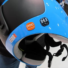 Made with ski racers in mind, the Skull Orbic H.I. MIPS from POC is a multi–impact helmet with a sensor that lets you know when it's time to replace.