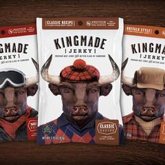 Kingmade Beef Jerky - ©Kingmade Beef Jerky