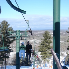 Pine Mountain, MI lift