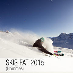 Test skis Fat 2015 pour hommes - ©Mario Webhofer - Fotolia.com