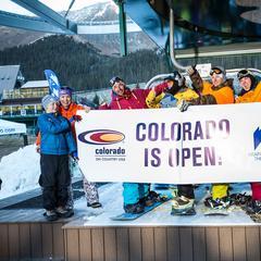 Photo Gallery: Ski Season Officially Kicks Off at A-Basin