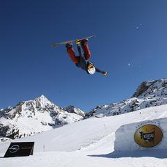 Impressionen vom Snowboardtest der Boards 2014/2015 - ©© NSkiV/wintersport.nl