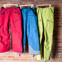 2015 Men's Ski Pants: Top 3 Bottoms - ©Liam Doran