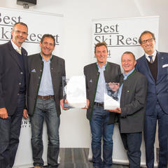 Wręczenie nagród w konkursie