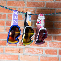 3 Pairs of Goggles to go Gaga For - ©Liam Doran