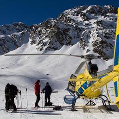vol en helicoptere Andorre - ©Andorra Tourism