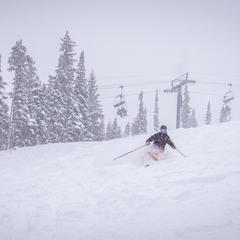 Winter Park storm - ©Carl Frey/Winter Park Resort