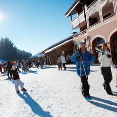 front de neige de La Bresse Hohneck - ©Billiotte / OT La Bresse