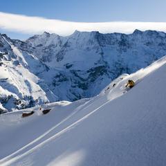 Region Jungfrau: Freerider v hlbokom snehu - ©swiss-image.ch