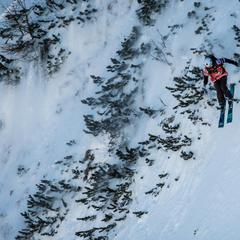 Freeride World Tour Fieberbrunn 2015 - ©©freerideworldtour.com / DAVID CARLIER