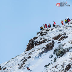 Freeride World Tour Fieberbrunn 2015