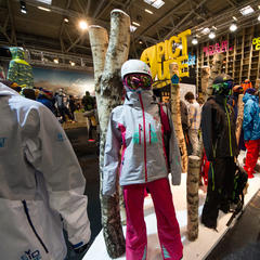 Skijacken damen trend 2016
