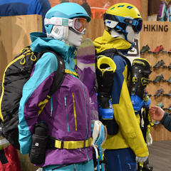 Salomon-Highlights auf der ISPO 2015 - ©Skiinfo