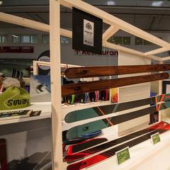 Sway Skis fertig handgemachte, individuelle Ski auf Bestellung - ©Skiinfo