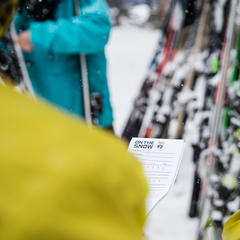 What Happens in Snowbird: 3 Days, 100s of Skis, Feet of Powder - ©Liam Doran