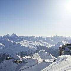 Auf dem Weissfluhgipfel - ©© Destination Davos Klosters