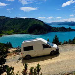 An der Nordostküste der Südinsel Neuseelands - ©Florian Reuter   Julia Mohr
