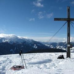 Schneeschuhtour Dorfberg - ©www.geo-coaching.net