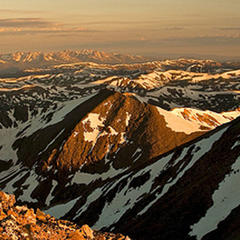 View from Torreys Peak - ©Stephen Duncan