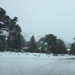 Webcam de la Estación de Esquí de Caviahue