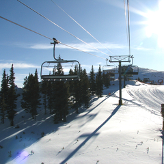 Winter Park CO Super Gauge Lift, Mary Jane