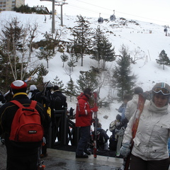 Sierra Nevada ESP lifts