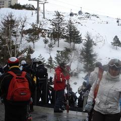 Sierra Nevada ESP lifts