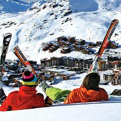 Ski de printemps à Val Thorens - ©B. Longo / OT Val Thorens