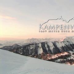 Kampenwand - Winter
