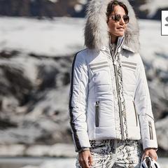 Edle Mode für Ski-Damen: Sechs Skijacken für Luxus-Fans - ©Sportalm Kitzbühel
