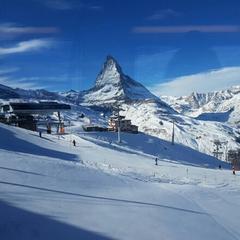 Zermatt pistenplan
