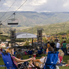 Snowmass CO summer concert 2