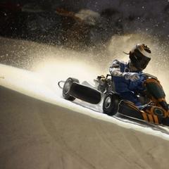 Icekarten bij Skidome Rucphen