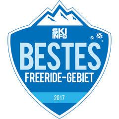 Skiinfo Skigebietsaward 2016/2017: Bestes Freeride-Gebiet - ©Skiinfo