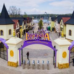 Legendia - Slezský zábavní park v Polsku